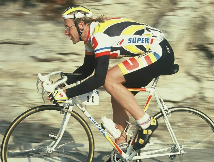 The Late Laurent Fignon Looks Back
