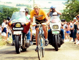 Fignon On the Attack!